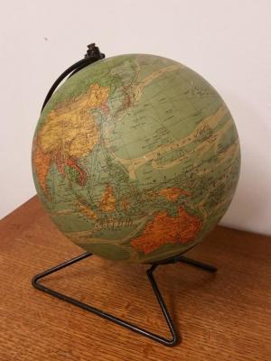 Globe terrestre Perrina