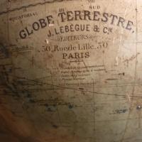 4 globe terrestre napoleon 4