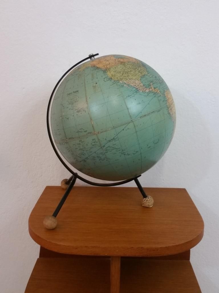 4 globe terrestre taride