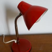 4 lampe cocotte rouge