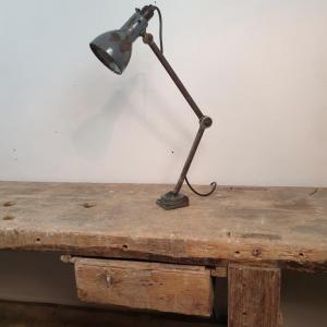 4 lampe d atelier