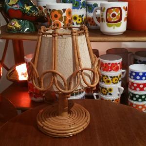 4 lampe osier