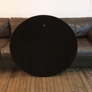 4 miroir laiton grand diametre 1 metre