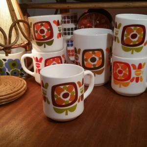 4 mug tasse mobil