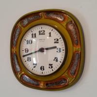 4 pendule vedette ceramique