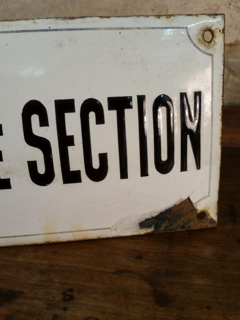 4 plaque chef de section