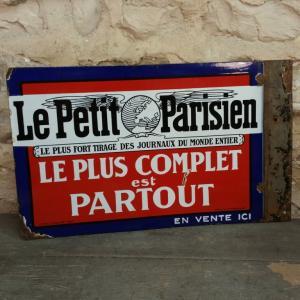 4 plaque le petit parisien 1
