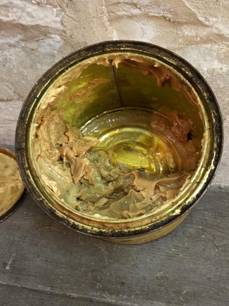 4 pot de graisse shell 1