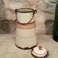 4 pot emaille