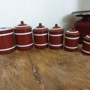 4 pots a epices bordeaux