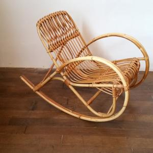 4 rocking chair enfant