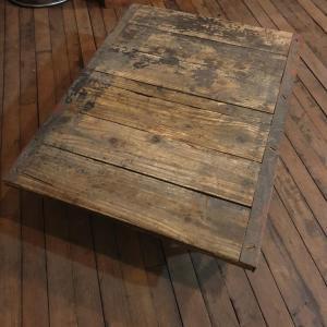 4 table basse palette d