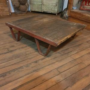4 table basse palette e