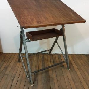 4 table d architecte