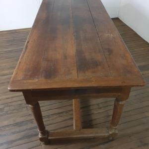 4 table de ferme 1