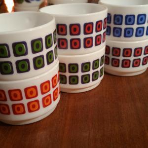 4 tasses a cafe arcopal