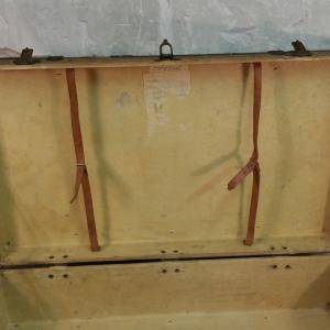 4 valise en bois