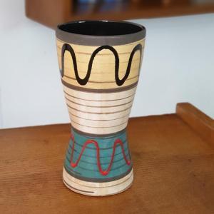4 vase west germany