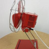 4 ventilateur rouge thermozeta