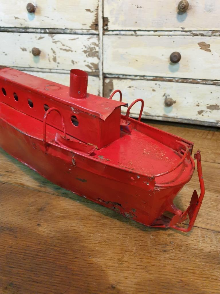 5 bateau de pompier