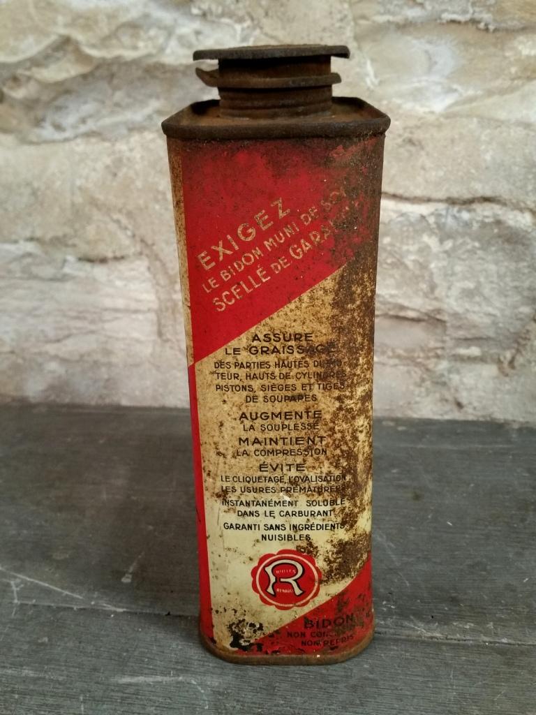5 bidon huile stelcyl renault
