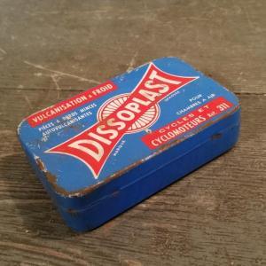 5 boite de rustines dissoplast