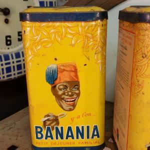5 boites de banania