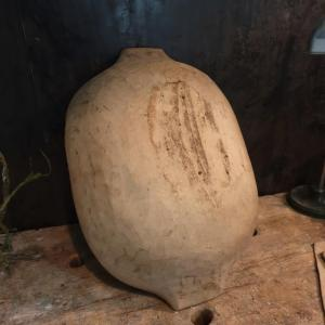 5 bol petrin en bois sculpte