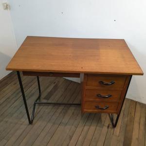 5 bureau vintage enfant