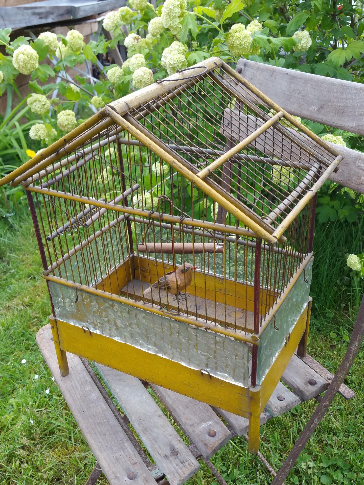 5 cage a oiseau