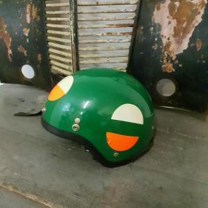5 casque bol vert nolan