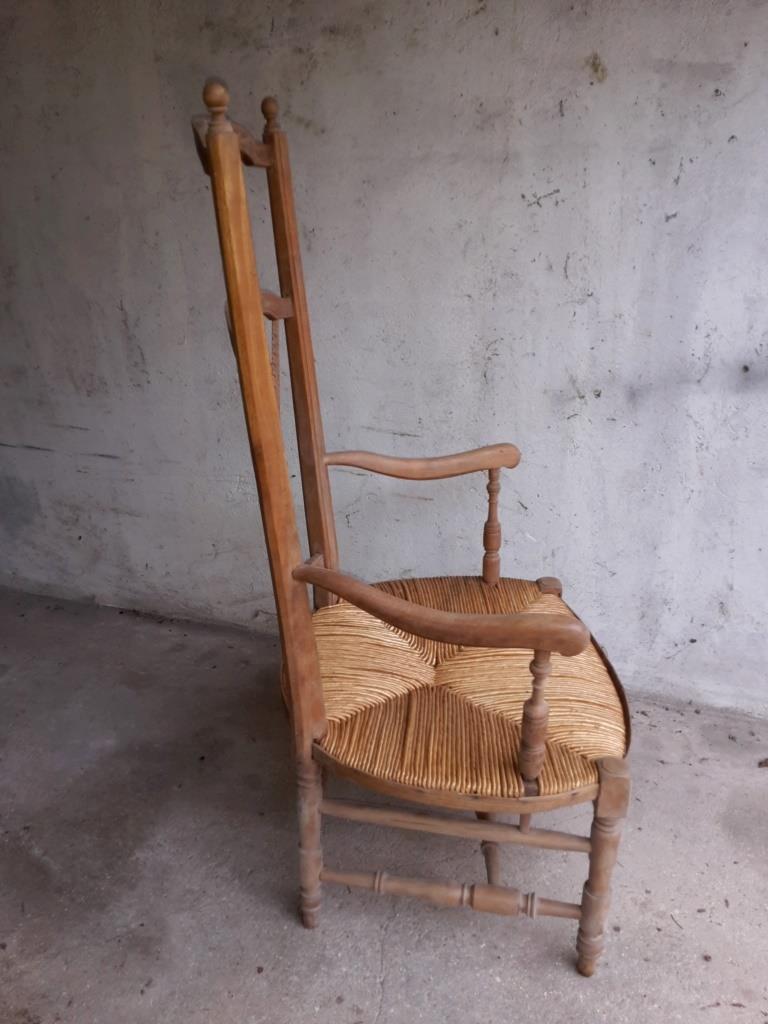 5 chaise de nourrice