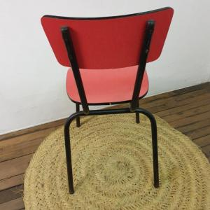5 chaise en formica