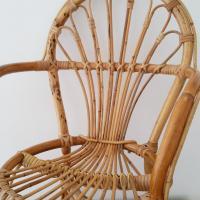 5 chaise osier enfant