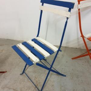 5 chaises de guinguettes 1