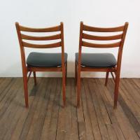 5 chaises scandinaves