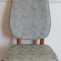 5 chaises vertes 60 s