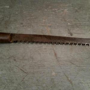 5 couteau scie de jardinier