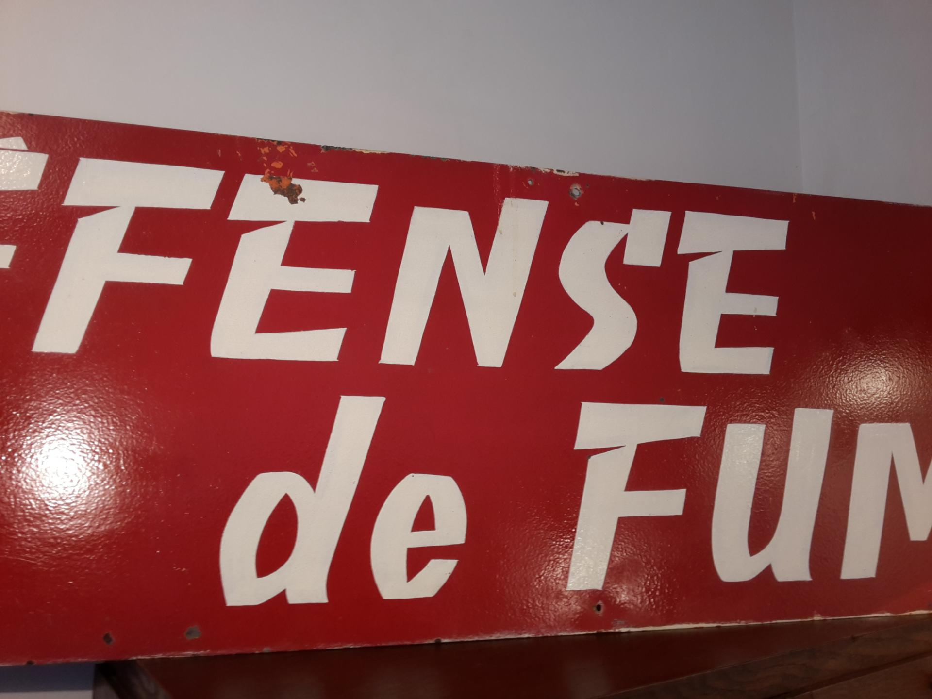 5 defense fumer