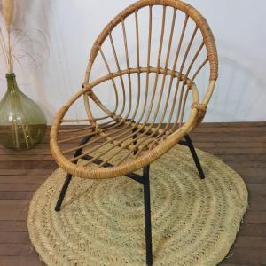 5 fauteuil corbeille 2