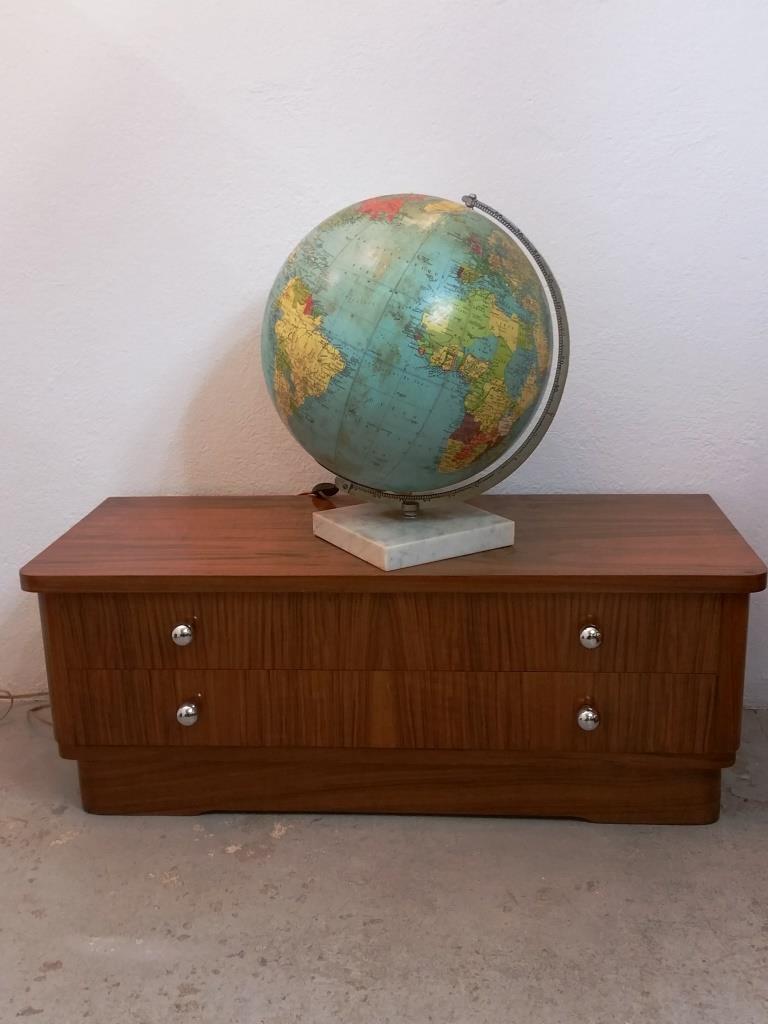 5 globe terrestre lumineux taride