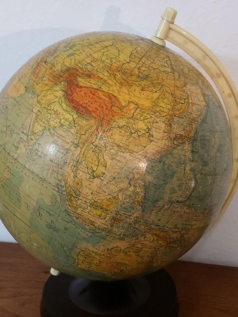5 globe terrestre raths