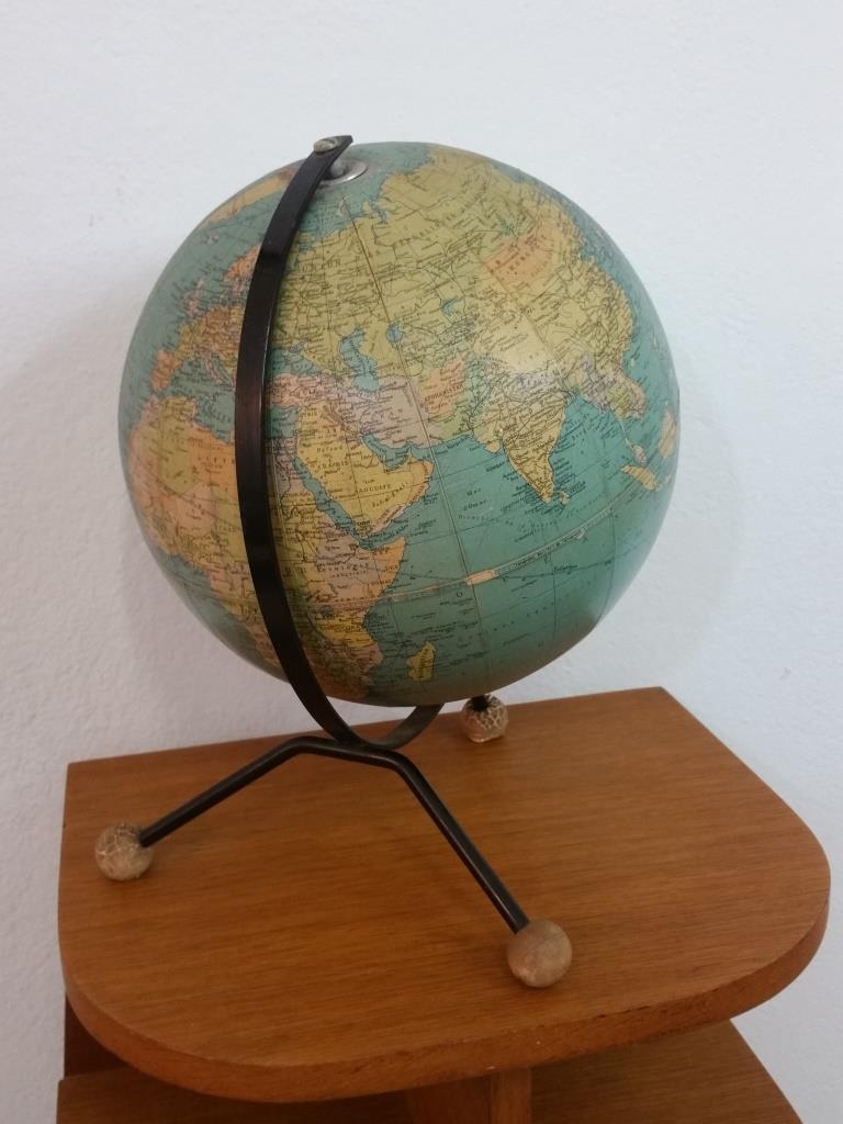 5 globe terrestre taride