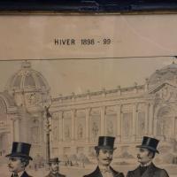 5 grand tableau le renovateur de la mode 1899