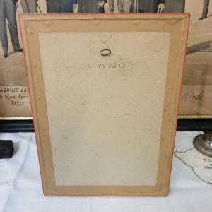 5 gravure mode 1900 les toilettes des enfants