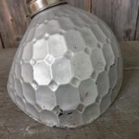 5 lampe holophane verre mercurise