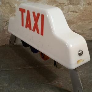 5 lampe taxi
