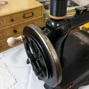 5 machine a coudre ancienne