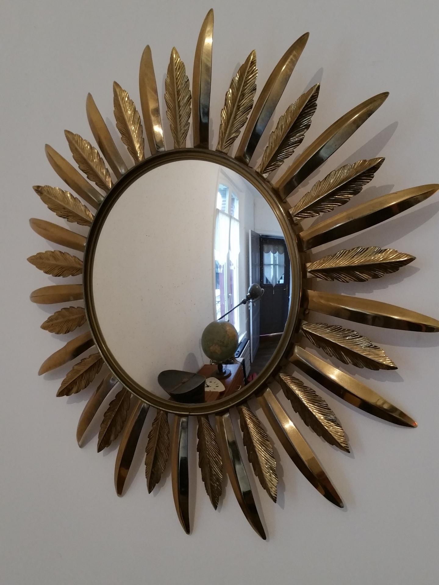 5 miroir soleil