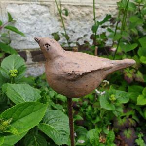 5 oiseau en terre cuite 1
